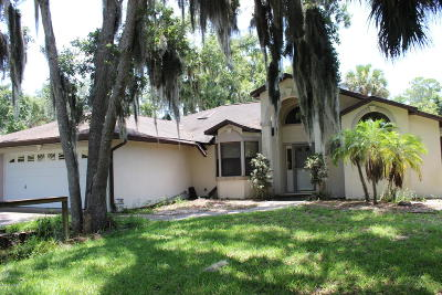 Port Orange FL Single Family Home For Sale: $199,900