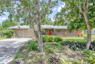 Deland  Single Family Home For Sale: 2529 Grand Avenue