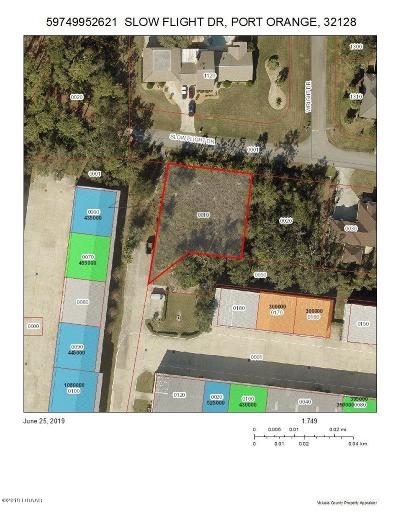 Port Orange FL Residential Lots & Land For Sale: $245,000