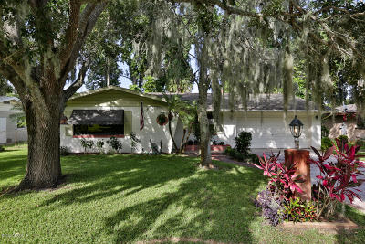 South Daytona Single Family Home For Sale: 2049 Mike Street