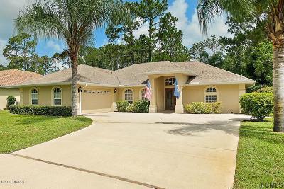 Palm Coast Single Family Home For Sale: 10 Elder Drive