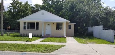 Daytona Beach Single Family Home For Sale: 130 Reva Street