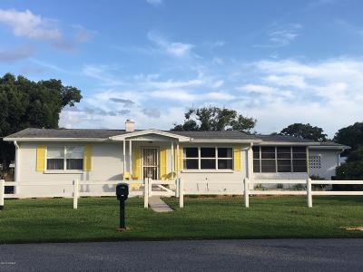 Ormond Beach FL Single Family Home For Sale: $180,000