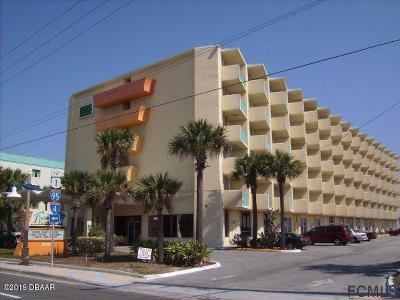 Daytona Beach Condo/Townhouse For Sale: 313 S Atlantic Avenue #2210