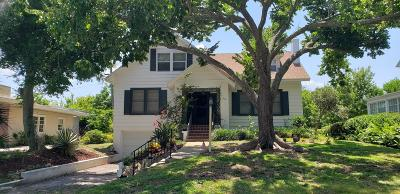 Daytona Beach Single Family Home For Sale: 1600 Crescent Ridge Road