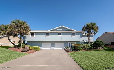 Flagler Beach Single Family Home For Sale: 2585 N Ocean Shore Boulevard