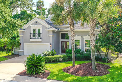 Palm Coast Single Family Home For Sale: 36 S Riverwalk Drive