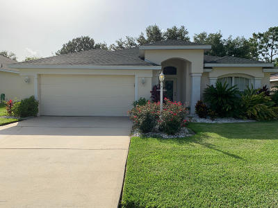 Port Orange Single Family Home For Sale: 1147 Crystal Creek Drive