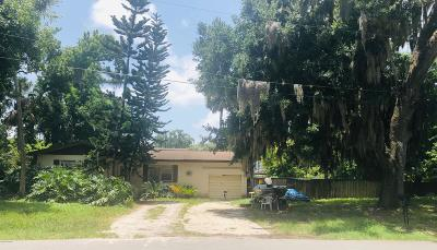 South Daytona Single Family Home For Sale: 1930 Holly Place