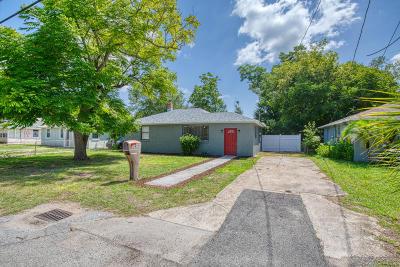 Daytona Beach Single Family Home For Sale: 931 School Street