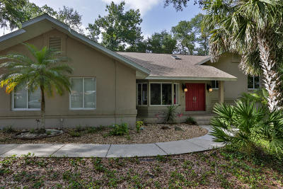 Trails Single Family Home For Sale: 7 Springwood Trail