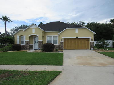 Daytona Beach Single Family Home For Sale: 212 Bayberry Lakes Boulevard