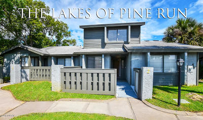 Ormond Beach Condo/Townhouse For Sale: 200 Lemon Tree Lane #B