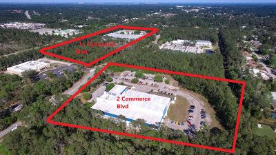 Commercial For Sale: 11 Commerce Boulevard