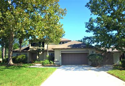 Port Orange Single Family Home For Sale: 1994 Royal Saint George Court #73