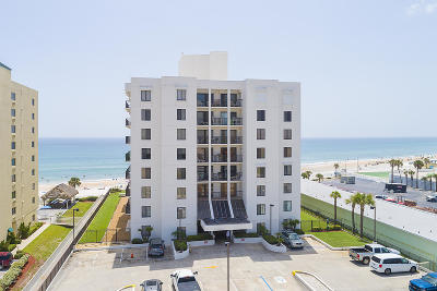 Daytona Beach Shores Condo/Townhouse For Sale: 2615 S Atlantic Avenue #5B