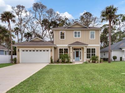 Daytona Beach Single Family Home For Sale: 420 Indigo Drive