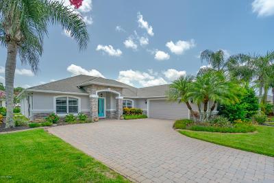Port Orange Single Family Home For Sale: 4250 Hidden Lake Drive