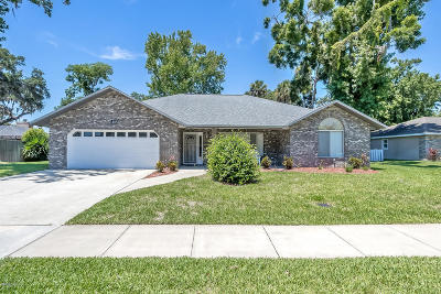 South Daytona Single Family Home For Sale: 3408 Country Manor Drive
