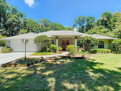 New Smyrna Beach Single Family Home For Sale: 2075 Knittle Circle
