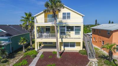Flagler Beach Single Family Home For Sale: 1832 S Central Avenue
