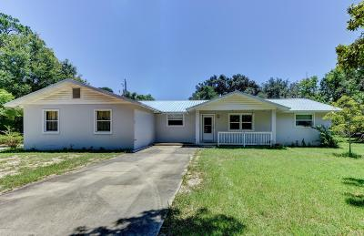 Port Orange Single Family Home For Sale: 6021 Spruce Creek Road