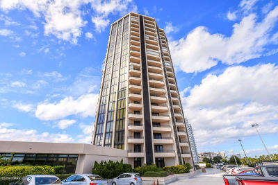 Daytona Beach Shores Rental For Rent: 1 Oceans W Boulevard #17B2