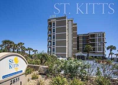 Daytona Beach Shores Condo/Townhouse For Sale: 2855 S Atlantic Avenue #302