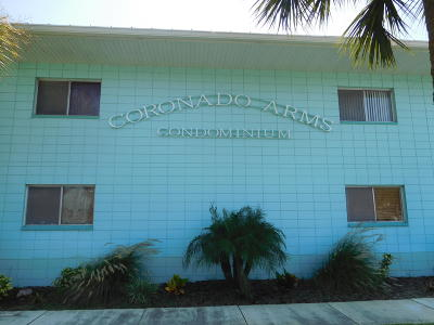 New Smyrna Beach Condo/Townhouse For Sale: 541 S Peninsula Avenue #B08