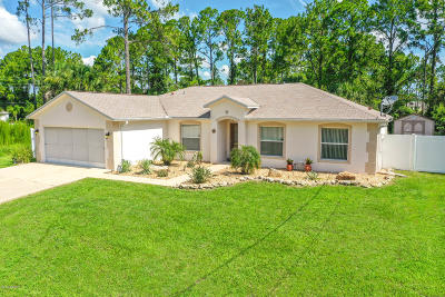 Palm Coast Single Family Home For Sale: 3 Round Thorn Drive