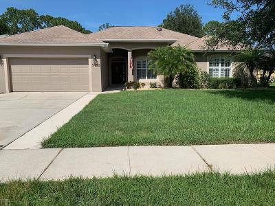 Port Orange Single Family Home For Sale: 5482 Trakia Trail