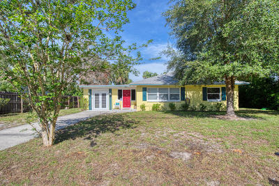 Deland  Single Family Home For Sale: 118 N Boundary Avenue