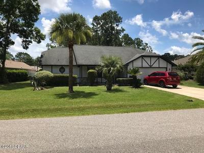 Palm Coast Single Family Home For Sale: 4 Bayside Drive