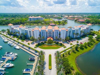 Palm Coast Condo/Townhouse For Sale: 102 Yacht Harbor Drive #574