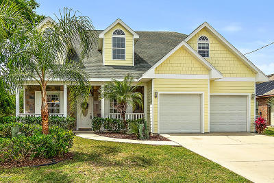 Palm Coast FL Single Family Home For Sale: $548,500