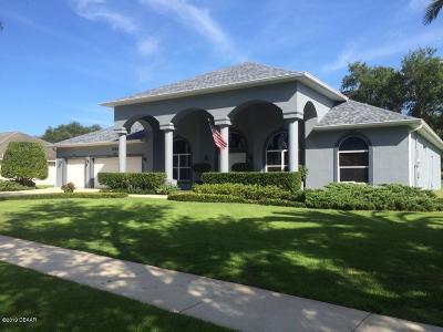 Port Orange Single Family Home For Sale: 6092 Sabal Creek Boulevard