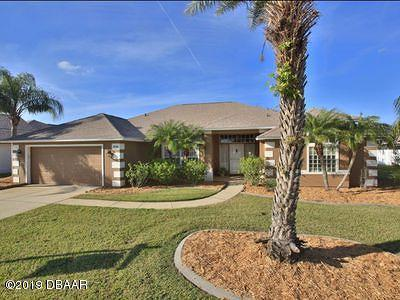 Port Orange Single Family Home For Sale: 1846 Forough Circle