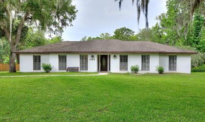 Edgewater Single Family Home For Sale: 1886 Air Park Road