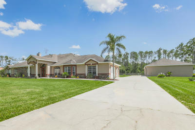 Ormond Beach Single Family Home For Sale: 3745 Lodge Pole Lane