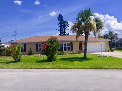 Ormond Beach Single Family Home For Sale: 112 Marlin Drive