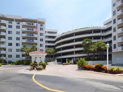 Daytona Beach Shores Condo/Townhouse For Sale: 3 Oceans West Boulevard #1B3