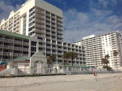 Daytona Beach Condo/Townhouse For Sale: 2700 N Atlantic Avenue #546
