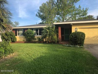 Ormond Beach Rental For Rent: 14 Country Club Drive