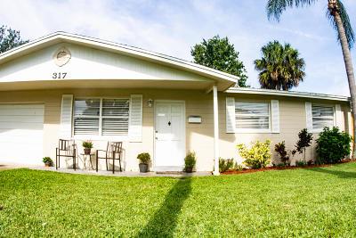 Port Orange Single Family Home For Sale: 317 Jefferson Avenue