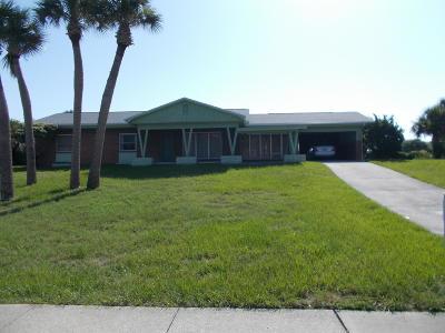 New Smyrna Beach Single Family Home For Sale: 1315 N Peninsula Avenue
