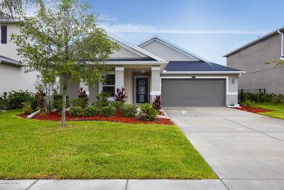 Daytona Beach Single Family Home For Sale: 120 Prestwick Grande Drive