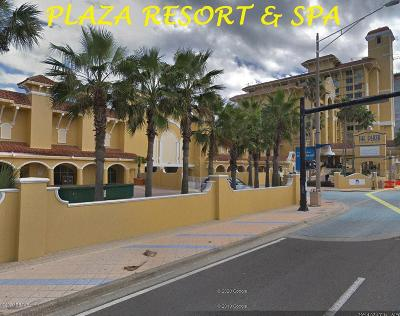 Daytona Beach Condo/Townhouse For Sale: 600 N Atlantic Avenue #508