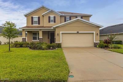 Daytona Beach Single Family Home For Sale: 232 Grande Sunningdale Loop