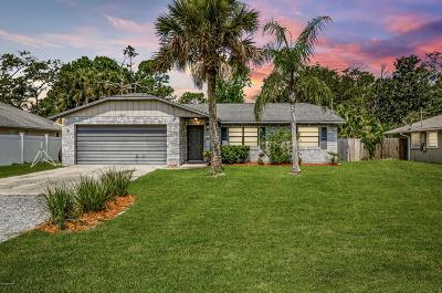 Daytona Beach Single Family Home For Sale: 1962 Forest Avenue