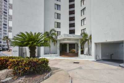 Daytona Beach Shores Condo/Townhouse For Sale: 3047 S Atlantic Avenue #2003